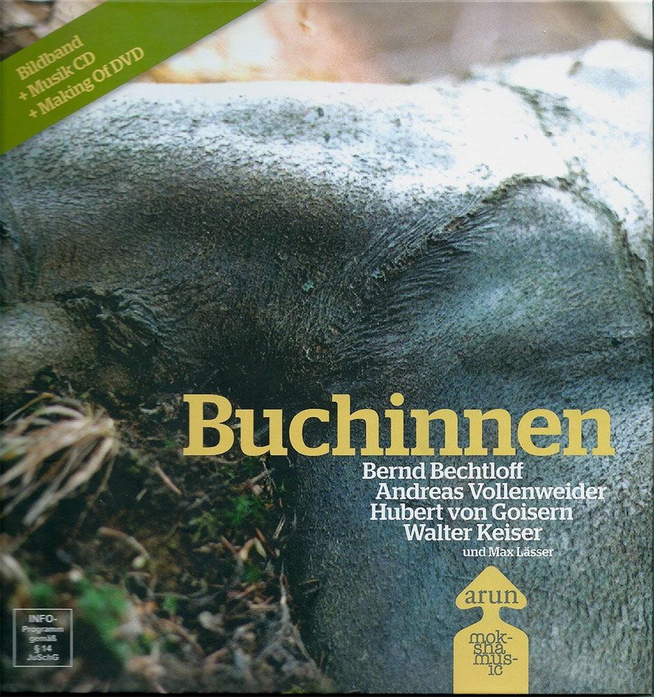 """Bechtloff/Von Goisern/Vollenweider/Keiser - """"Buchinnen"""""""