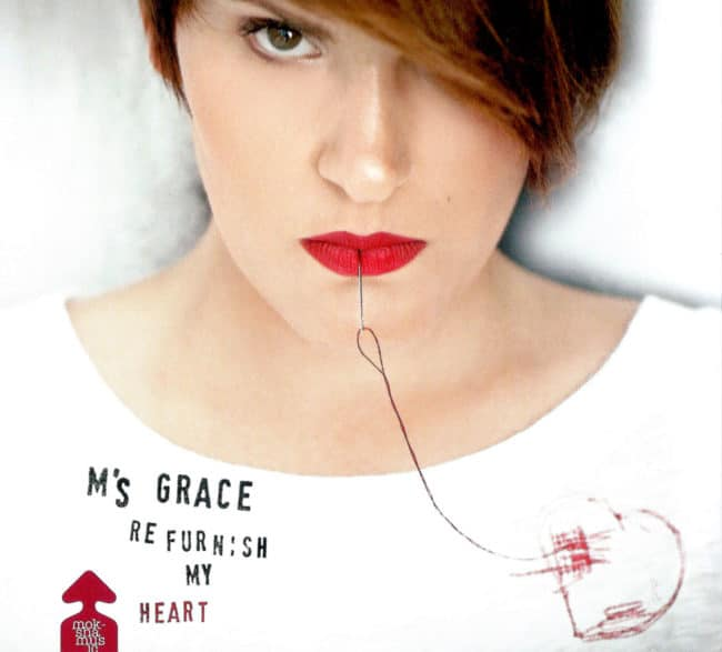 "M'sGrace - ""Refurnish my heart"""